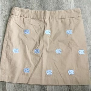 Other - Girls khaki Carolina skirt
